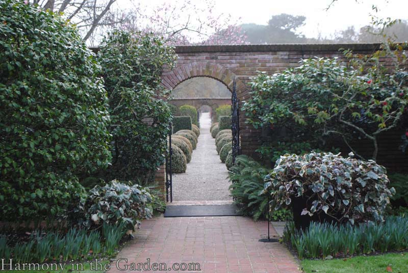 filoli winter garden