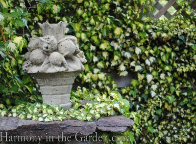 antique Freeland Tanner-Garden Designer-Napa-Garden Decor-Bespoke Garden Decor art