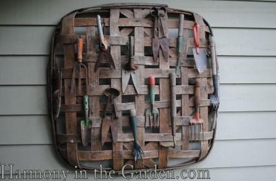 Freeland Tanner-Garden Designer-Napa-Garden Decor-Bespoke Garden Decor-garden temple-garden art-garden tool art-antique garden tools--garden hose art