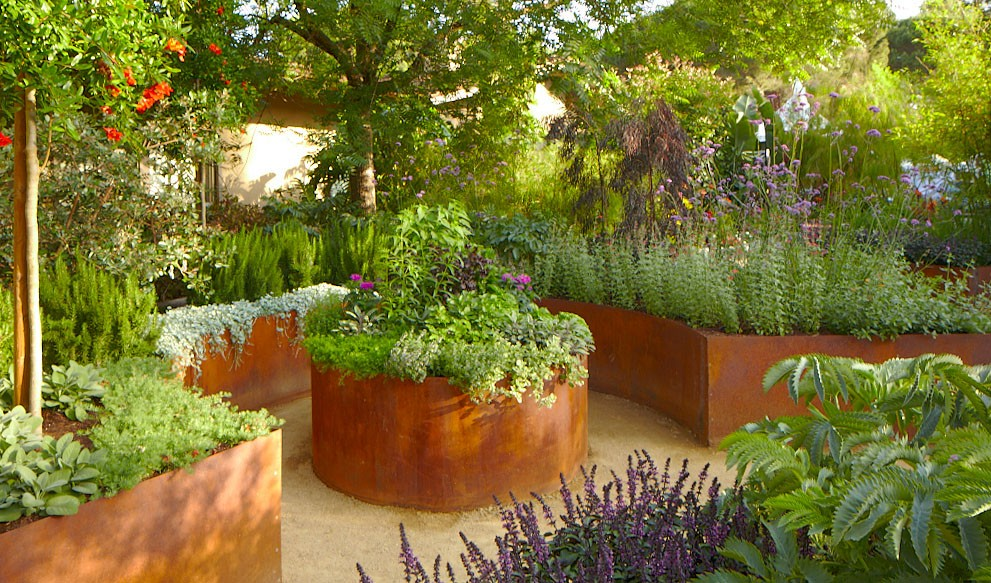 mixing edibles with ornamentals harmony in the garden