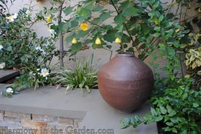 Antique pot