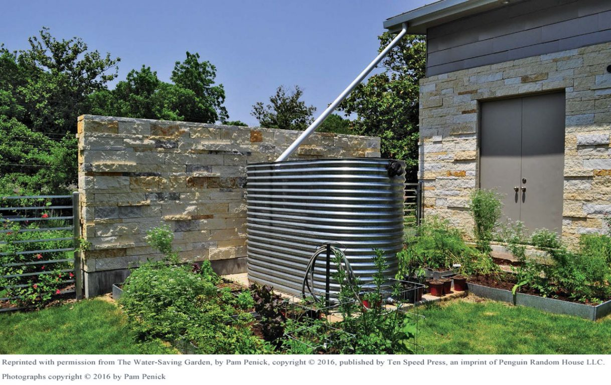 pg. 34--1,000-gallon cistern Photo Credit_ Pam Penick copy copy