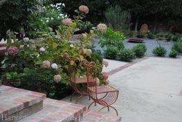 awkward space transformations-northern california-garden design-firepit