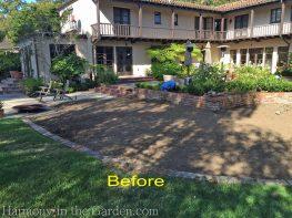 awkward space transformations-northern california-garden design