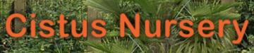 Cistus Nursery logo